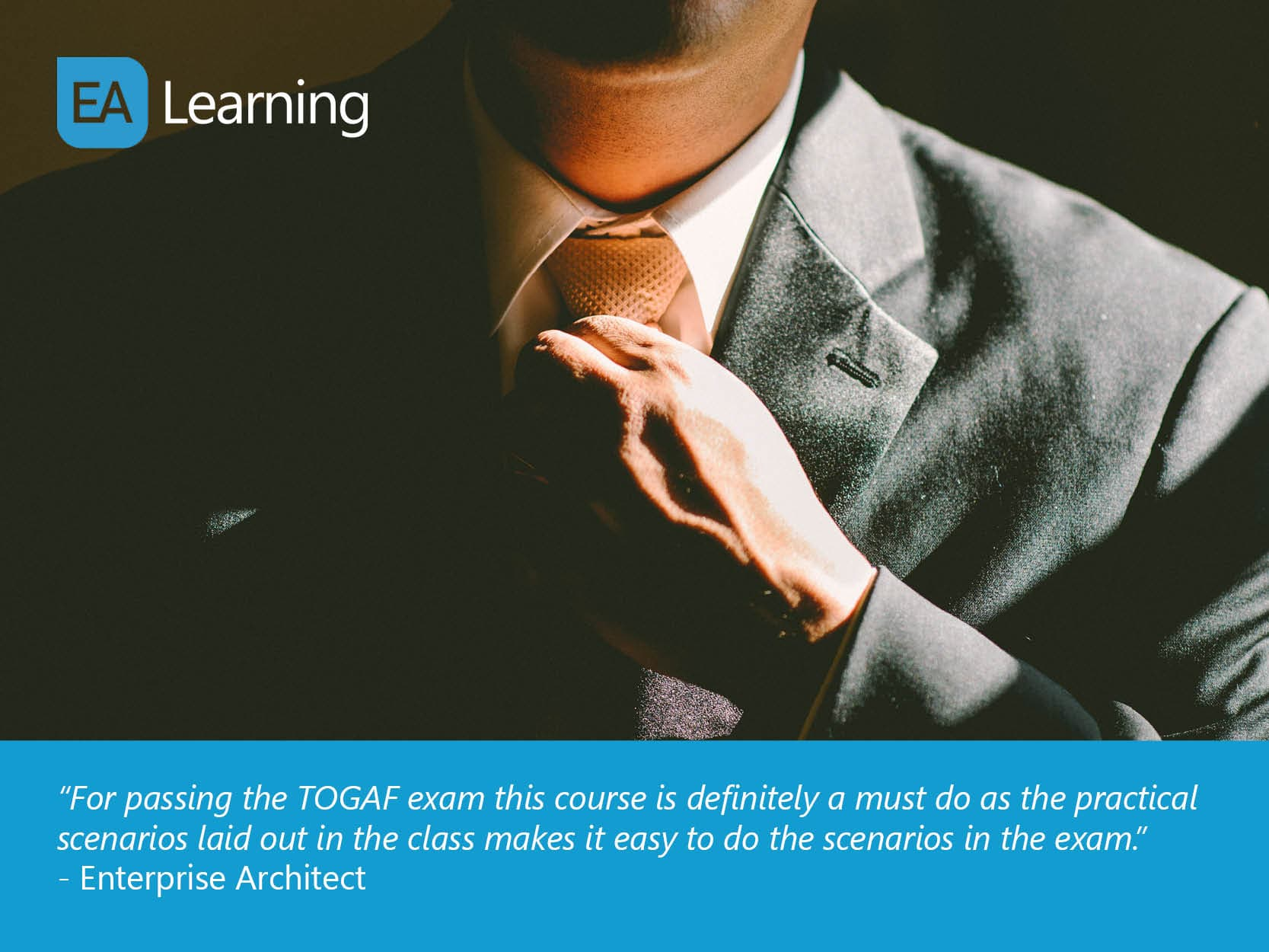 Togaf Certification Program Ea Learning