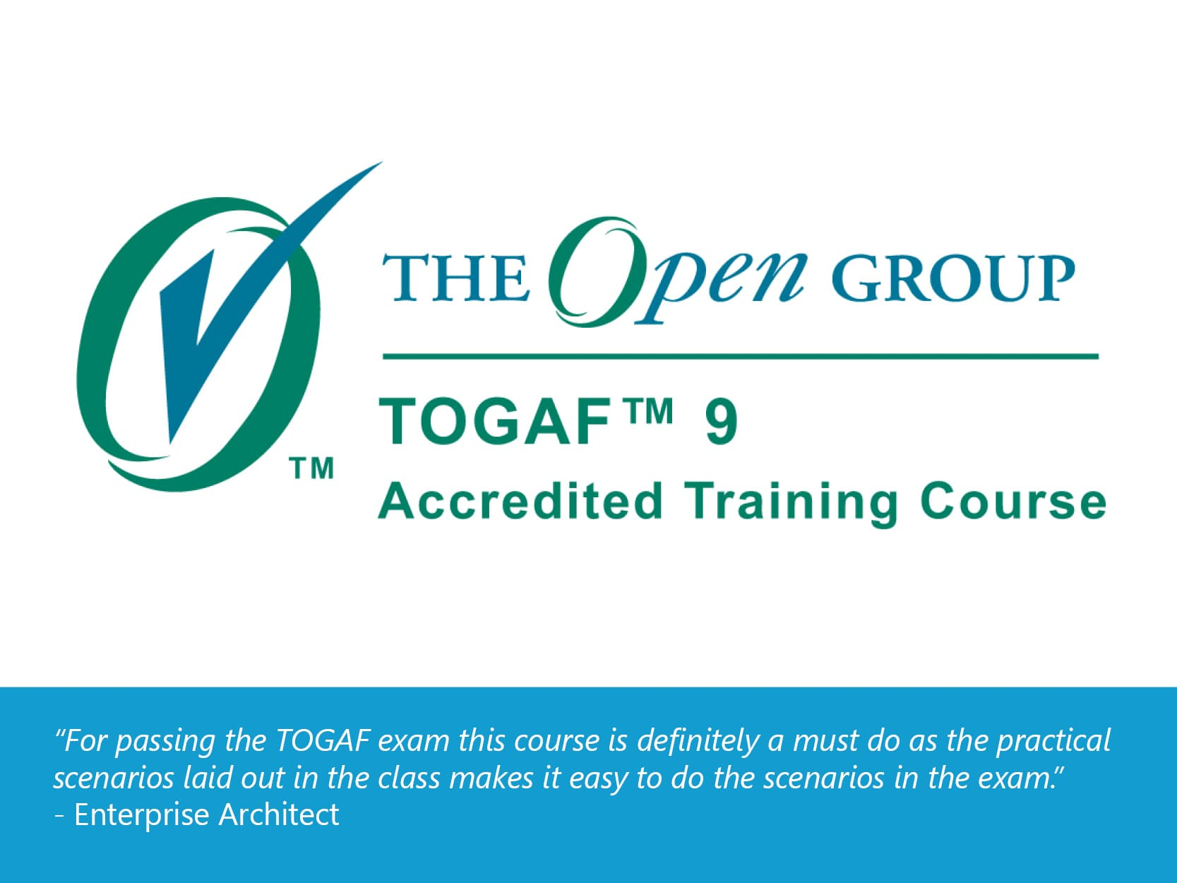 Togaf The Open Group Architecture Framework Ea Learning