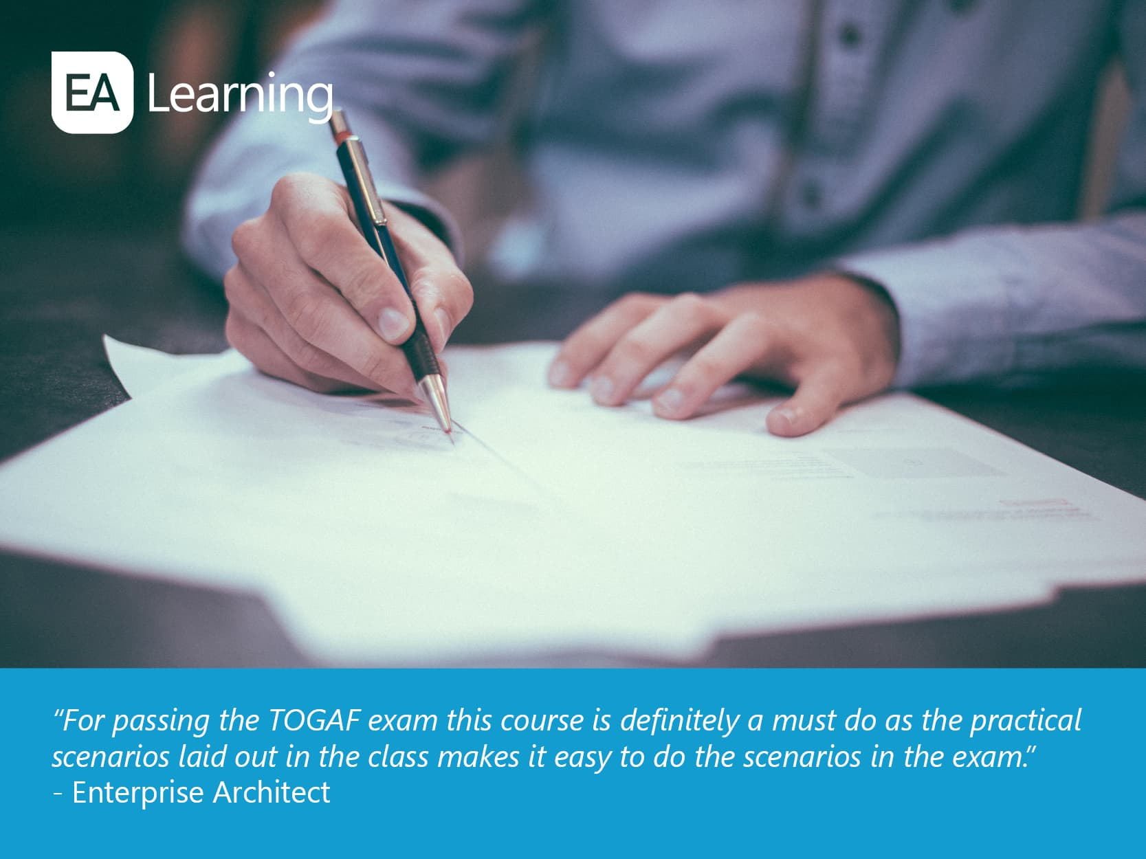 Togaf Exam Training Ea Learning