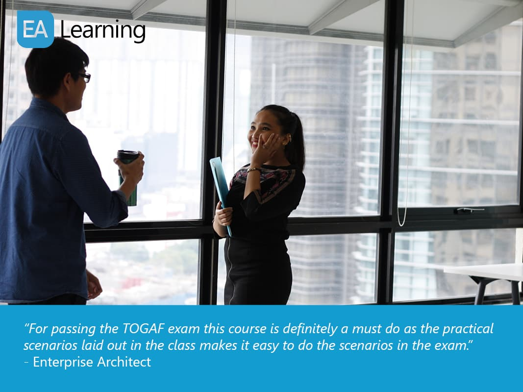 Become TOGAF Certified